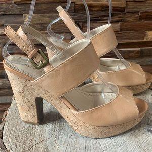 Adrienne Vittadini heeled sandals